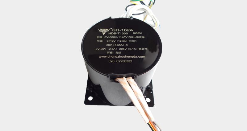 恒达为青岛某公司提供变压器