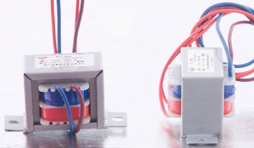 深圳某实业公司的黄小姐来厂订购用于智能卡系统的变压器