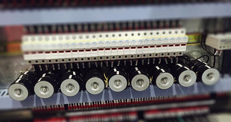 四川崇州恒达环形变压器应用于核磁共振波谱仪设备