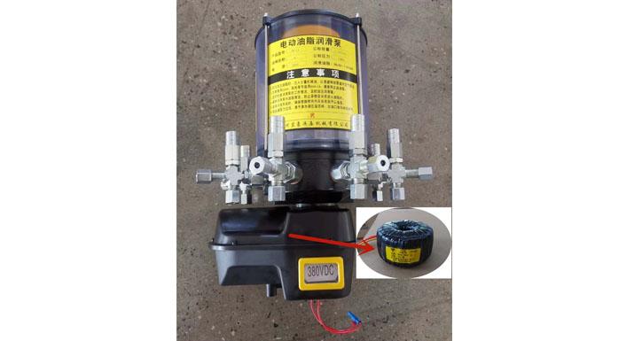 恒牛50VA應用於電動潤滑泵的亞搏體育蘋果app下載進入采購旺季